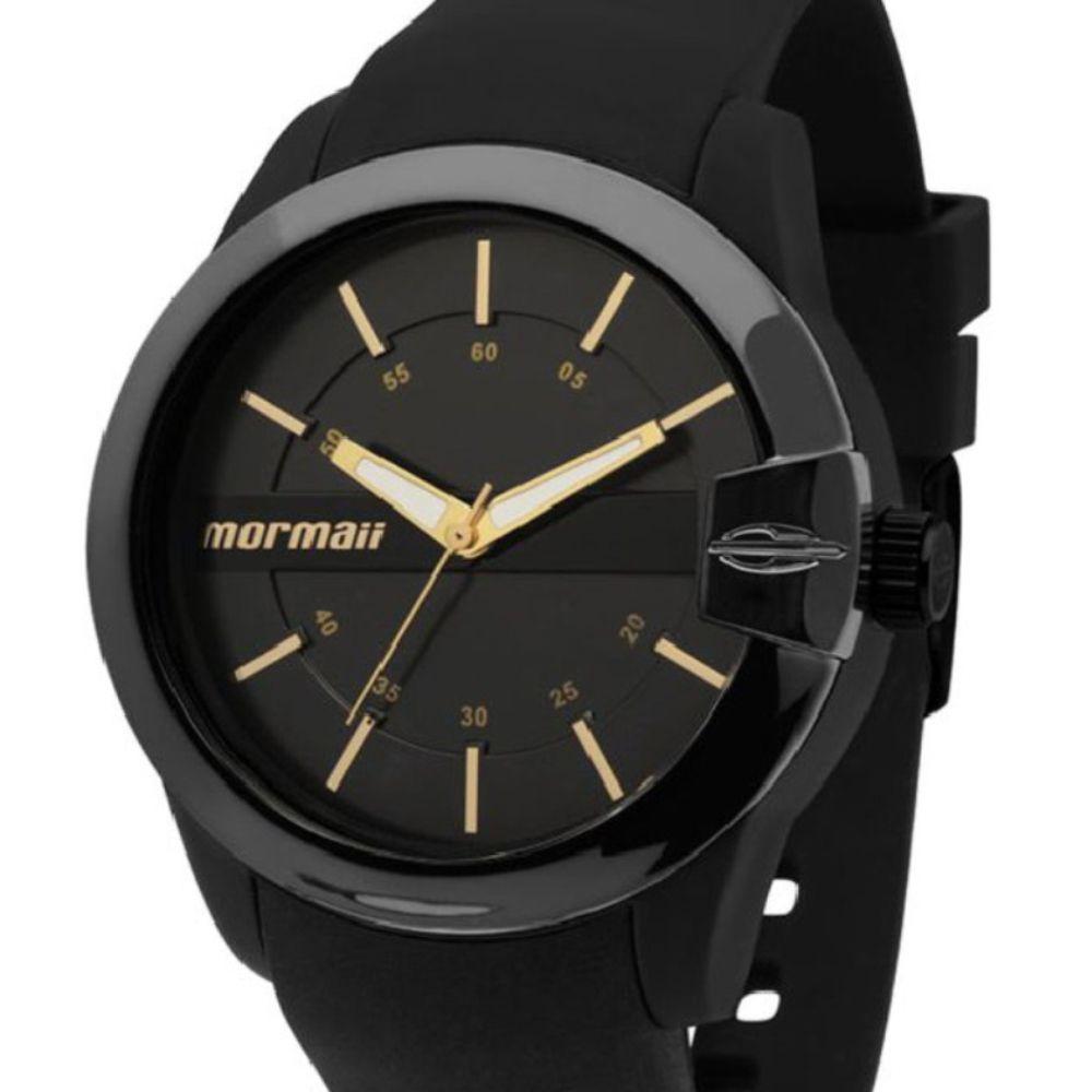 Relógio Mormaii Feminino Maui MOPC21JAH/8P - Silicone