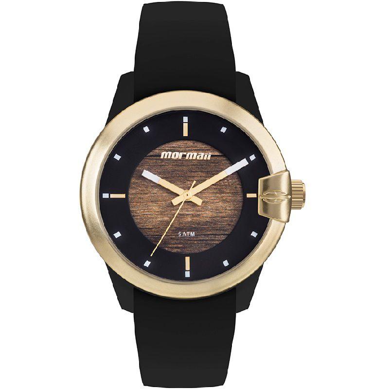 Relógio Mormaii Feminino Maui Wood MO2035JL/8M