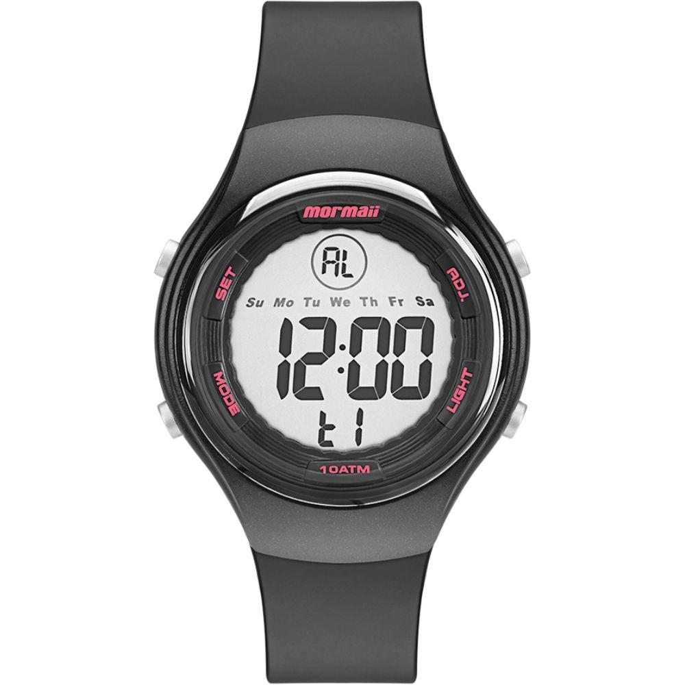 Relógio Mormaii Feminino Wave Digital MO0600/8T
