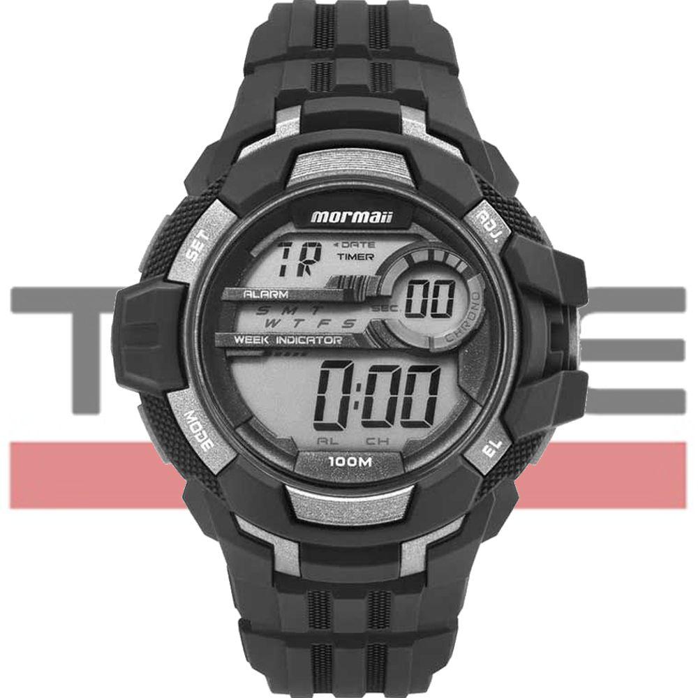 Relógio Mormaii Masculino Action Digital MO82011AA/8C