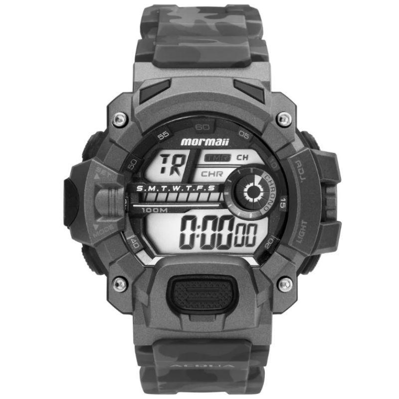 Relógio Mormaii Masculino Camuflado Acqua MO1132AE/8C