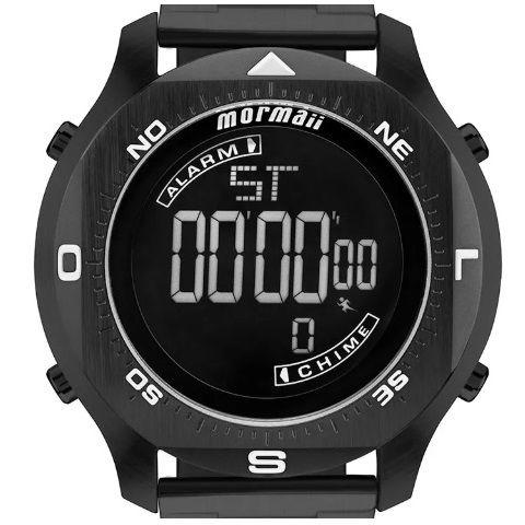 Relógio Mormaii Masculino Digita Pró MO11273B/4P