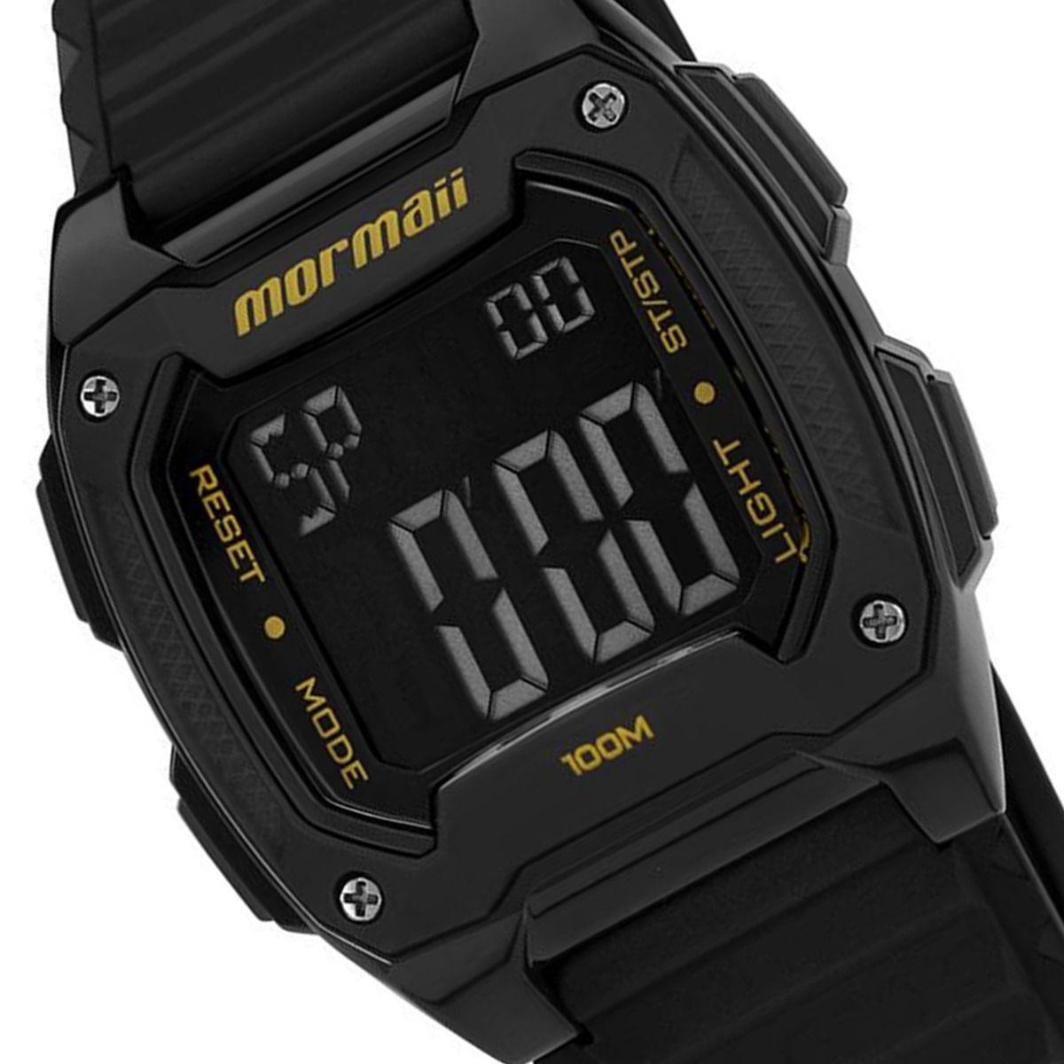 Relógio Mormaii Masculino Acqua Pro Digital MO11516B/8Y