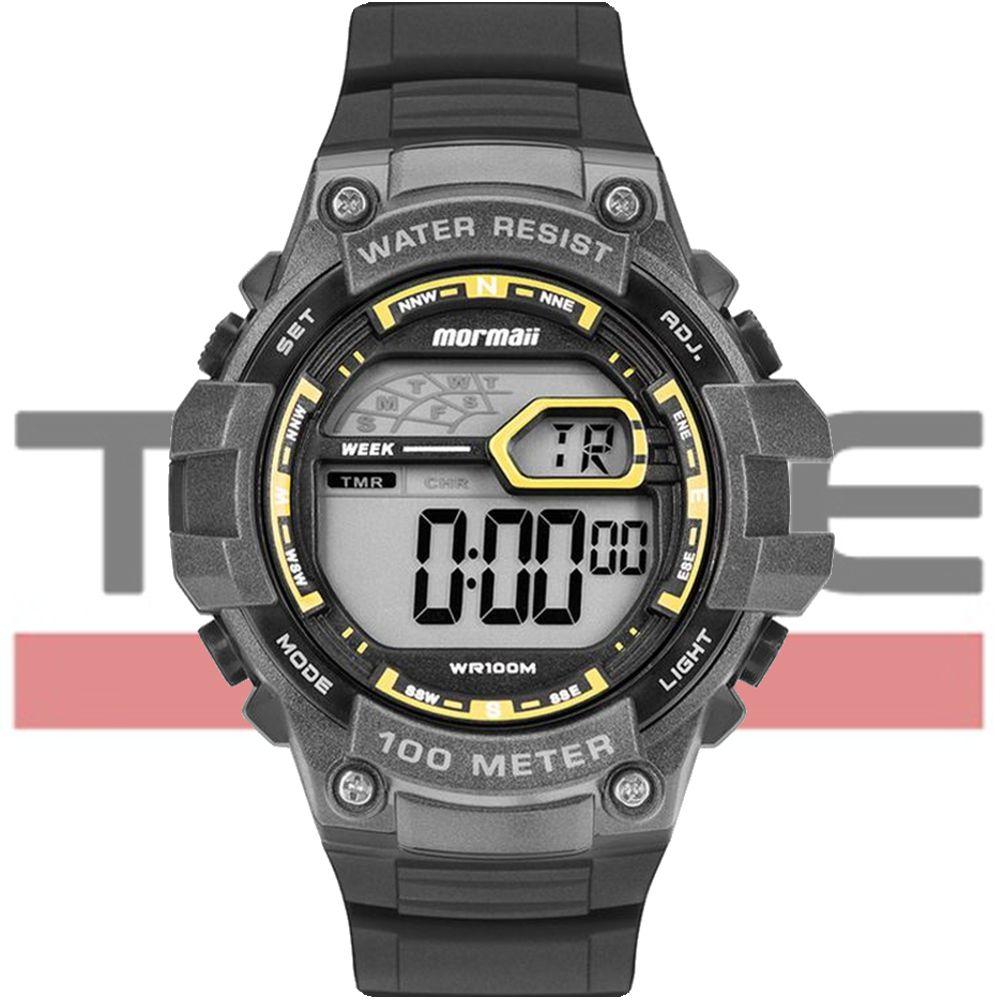 Relógio Mormaii Masculino Digital Acqua Pro MO3480AB/8Y
