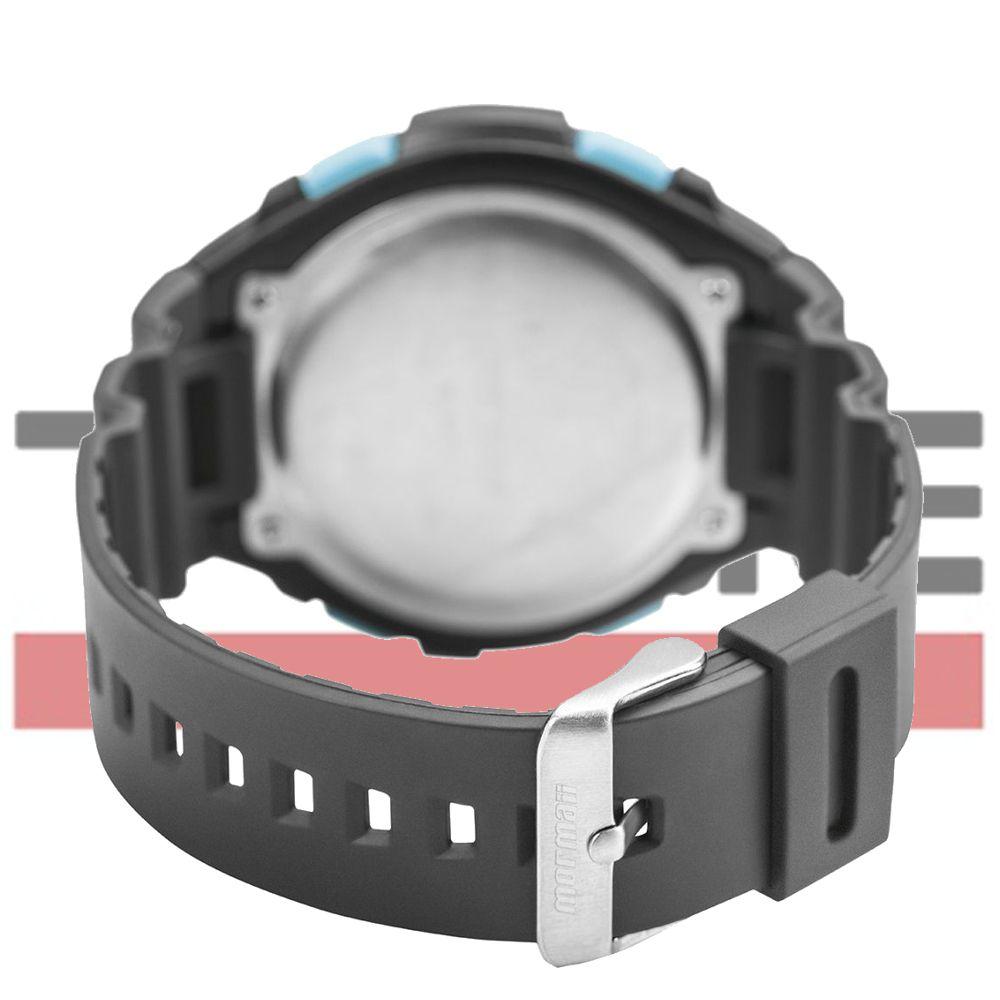 Relógio Mormaii Masculino Digital Acqua Pró MO3670/8A