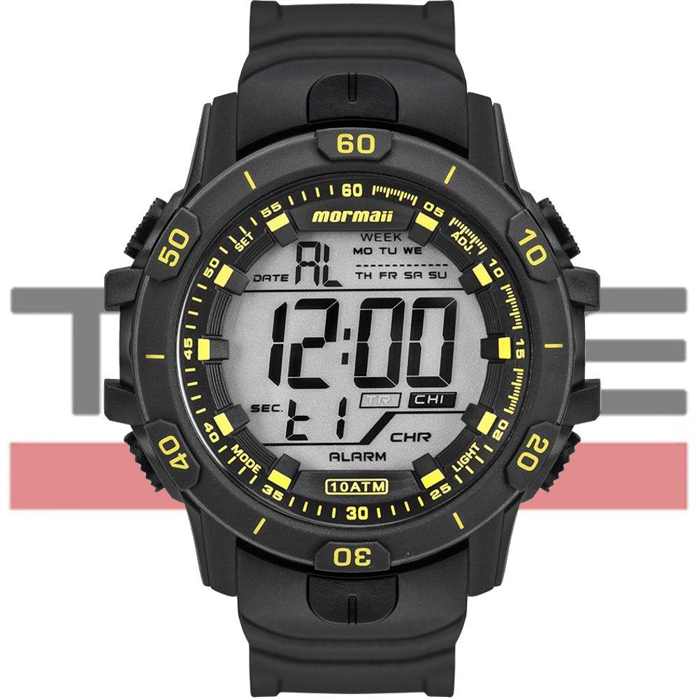 Relógio Mormaii Masculino Digital Acqua Pró MO3690AA/8Y