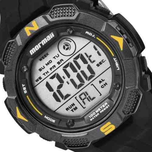Relógio Mormaii Masculino Digital Wave MO2908/8Y