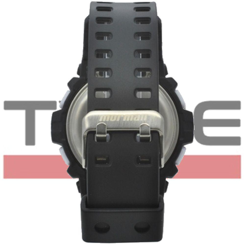 Relógio Mormaii Masculino Digital Wave MOM08090/8B