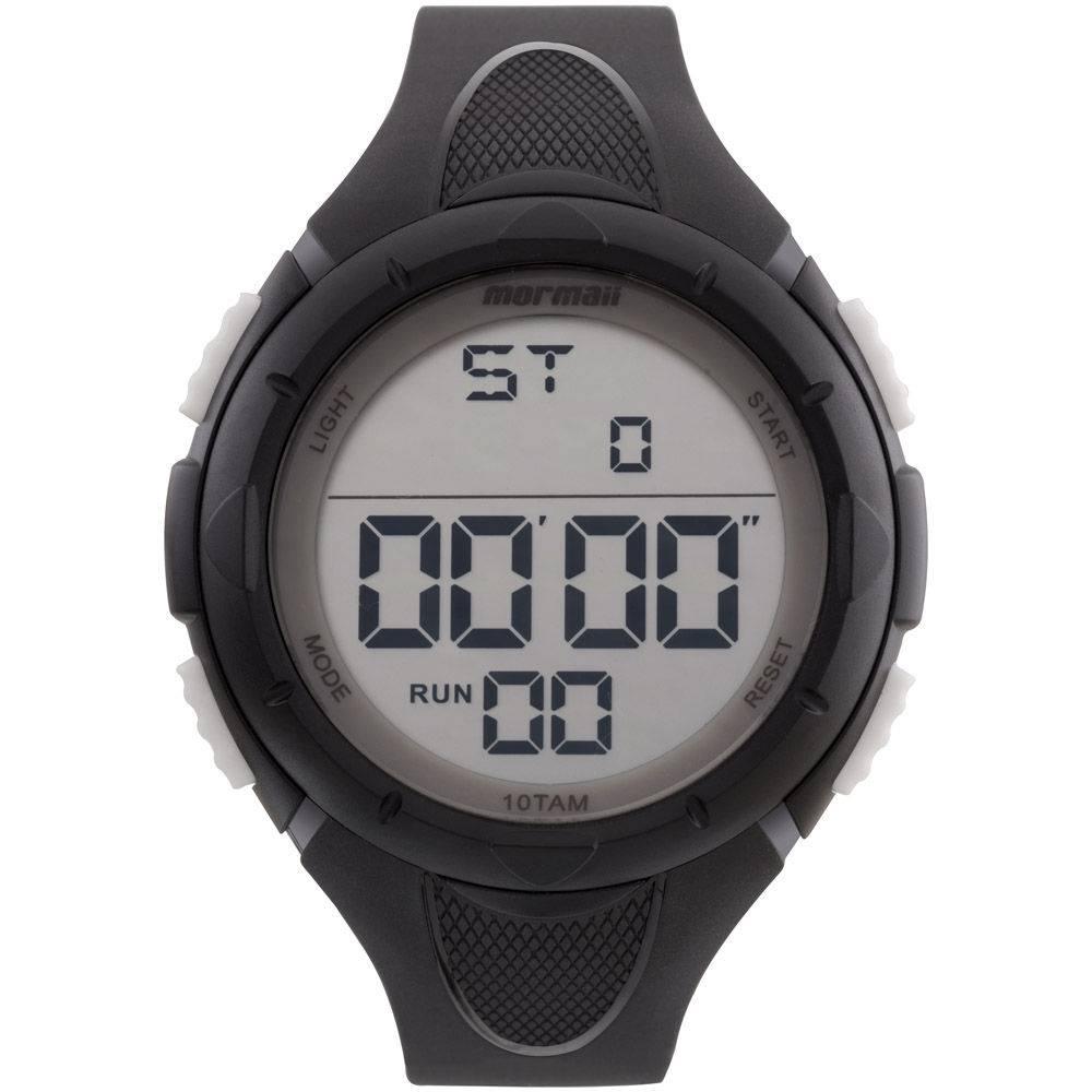 Relógio Mormaii Masculino Digital Wave MOM14810/8B