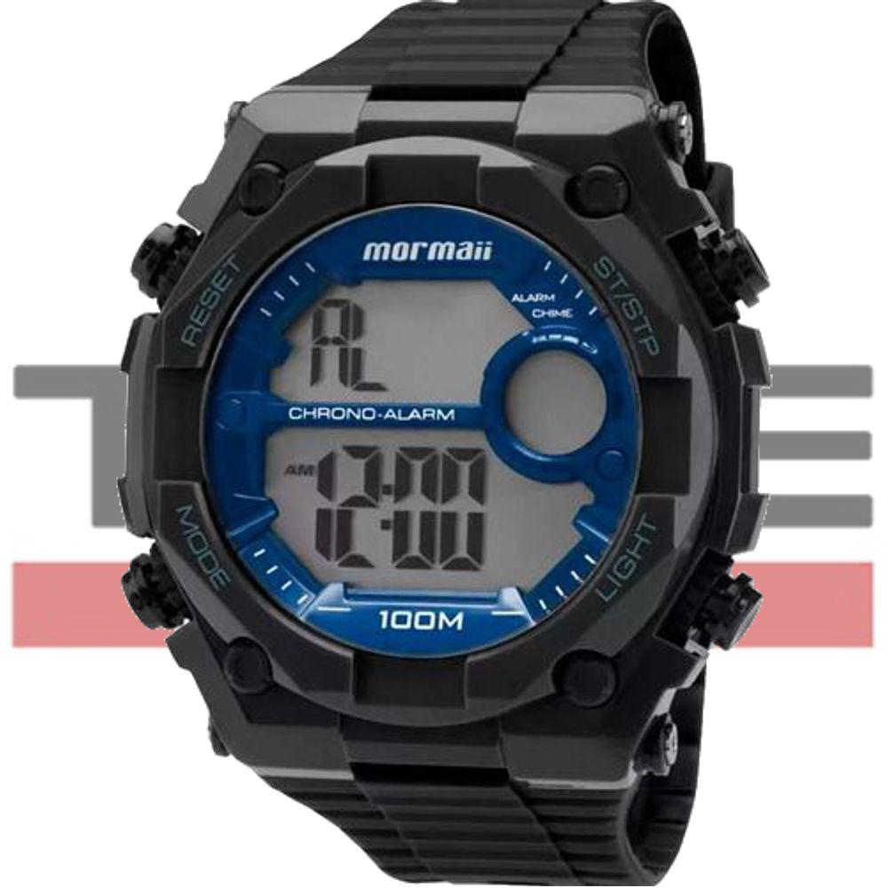 Relógio Mormaii Masculino Digital Wave MOY1538/8A