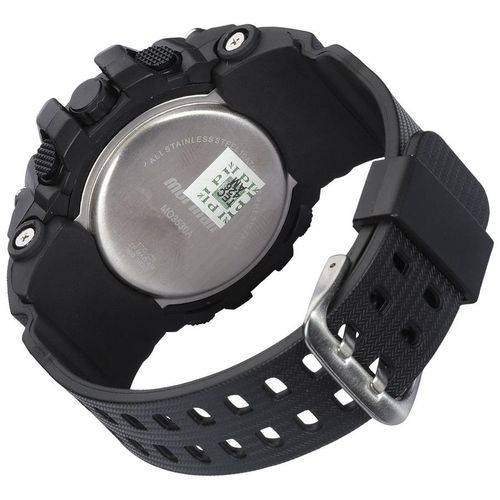 Relógio Mormaii Masculino Wave Digital MO3530A/8R