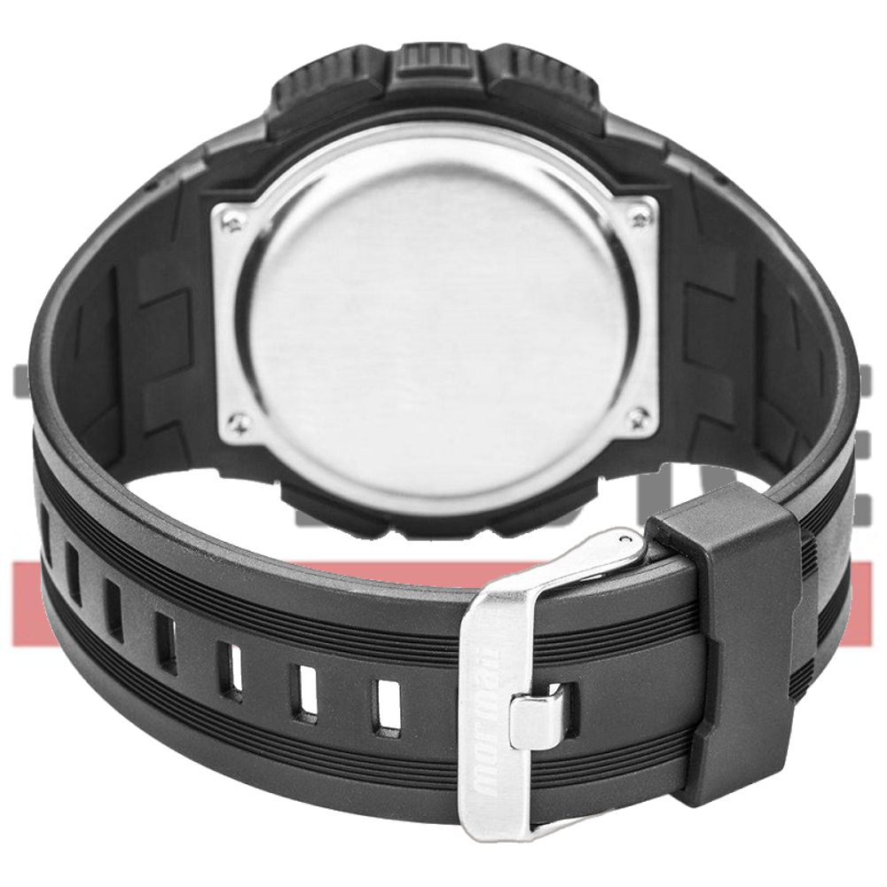 Relógio Mormaii Masculino Wave Digital MO9670AA/8R