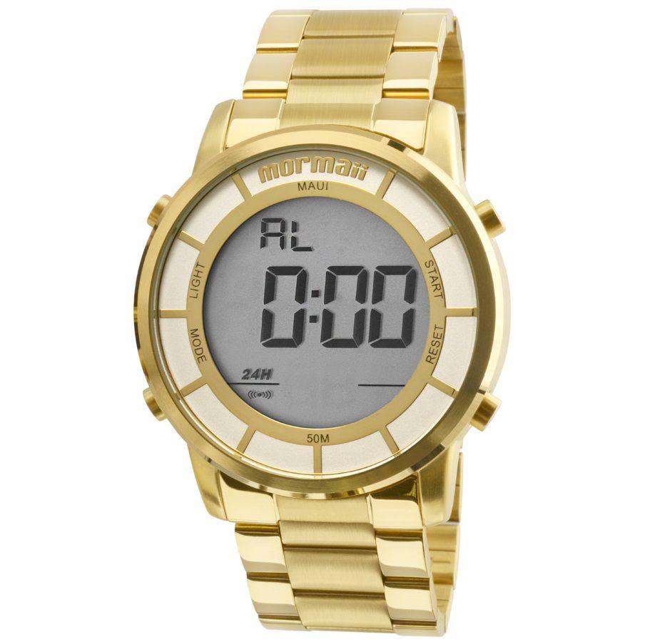 Relógio Mormaii Unissex Maui Digital MOBJ3463DC/4D