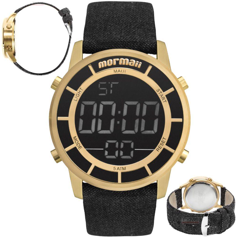 Relógio Mormaii Unissex Maui Digital MOBJ3463DE/2X