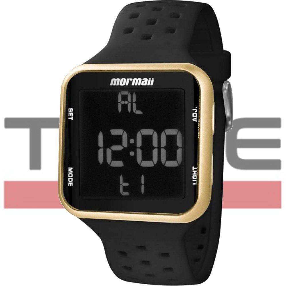 Relógio Mormaii Wave Digital Unissex MO6600/8D Dourado