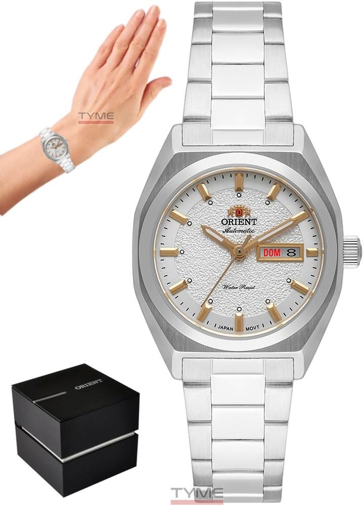 Relógio Orient Feminino Automático 559SS012 S1SX