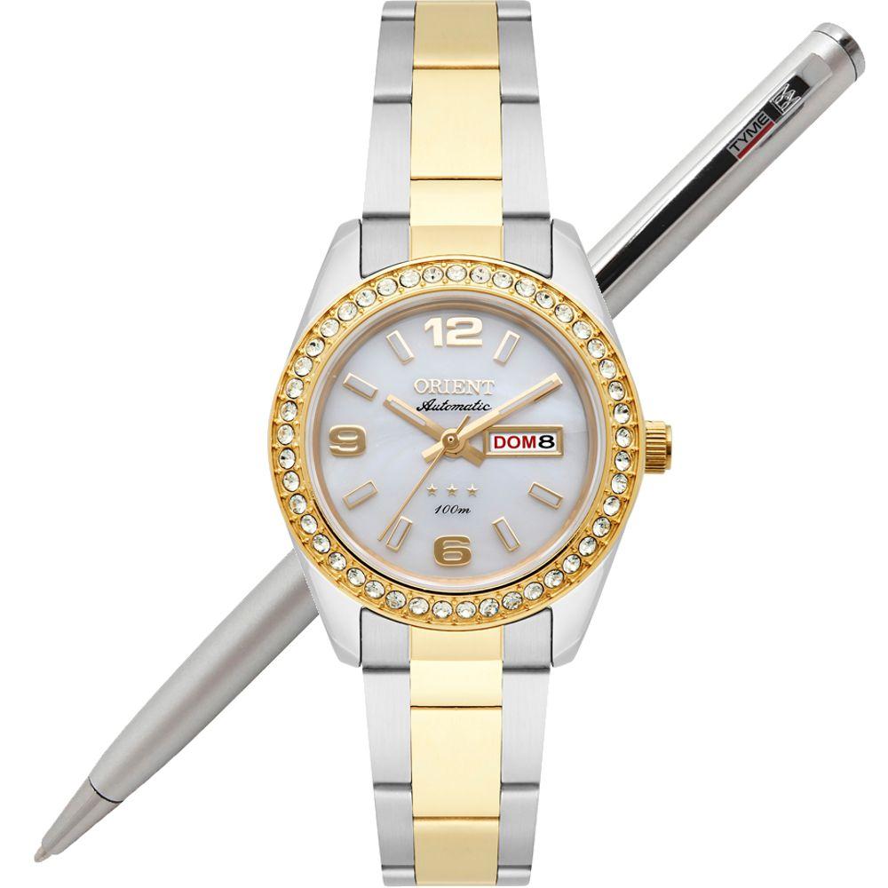 Relógio Orient Feminino Automático 559TT008 B2SK