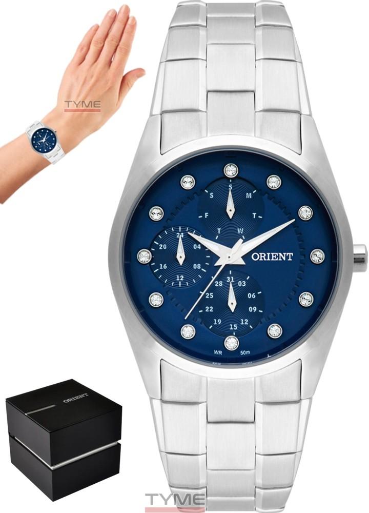 Relógio Orient Feminino Multifunção FBSSM033 D1SX