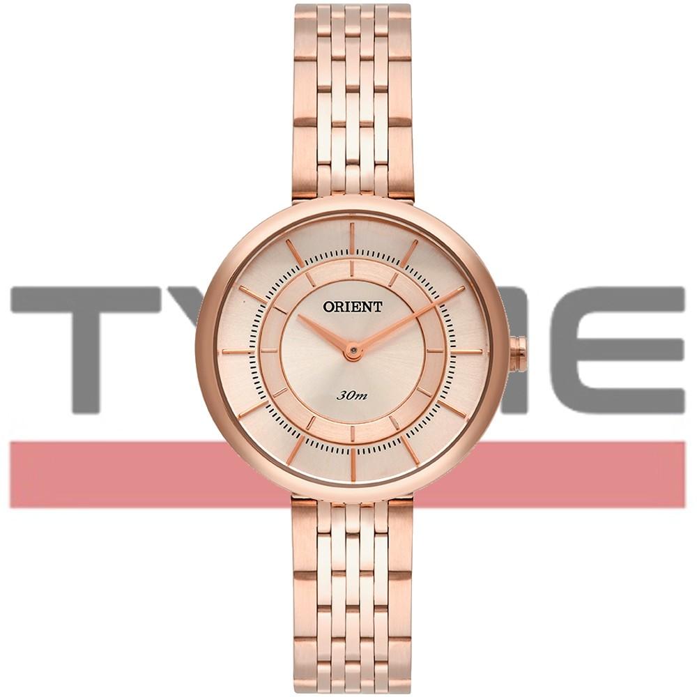 Relógio Orient Feminino Rose FRSS0048 R1RX