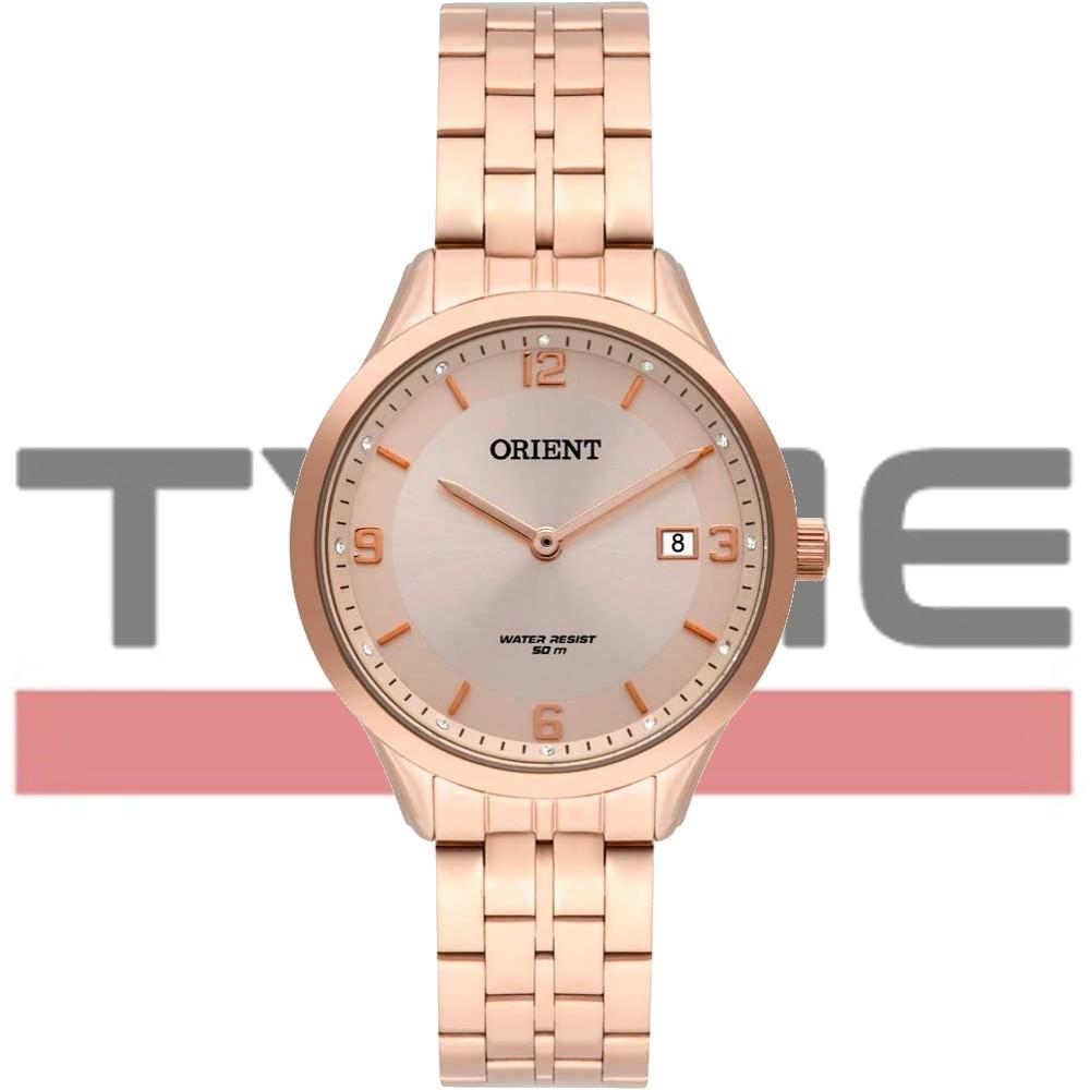 Relógio Orient Feminino Rose FRSS1046 R2RX