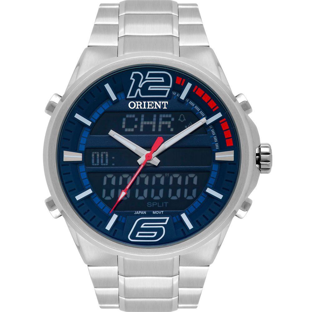 Relógio Orient Masculino Anadigi Sports MBSSA047 DVSX