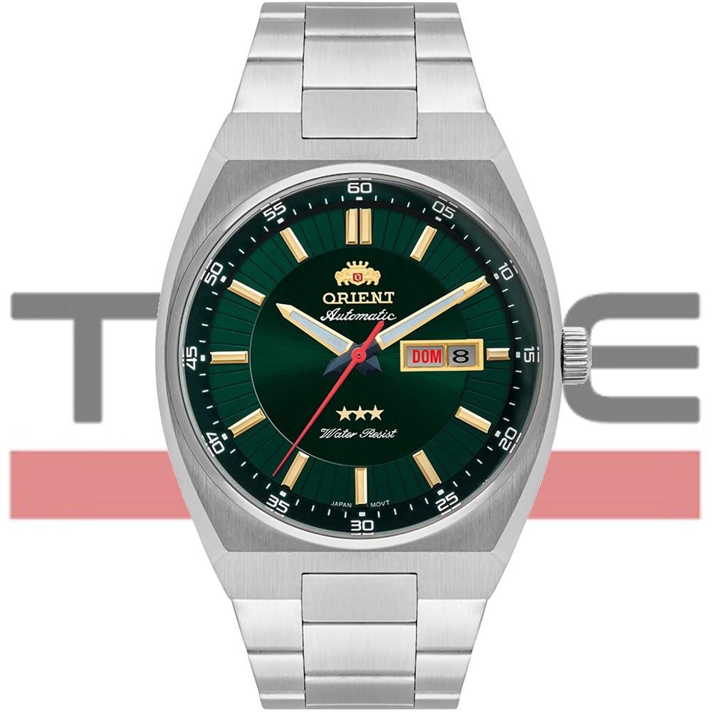 Relógio Orient Masculino Automático 3 Stars 469SS087F E1SX