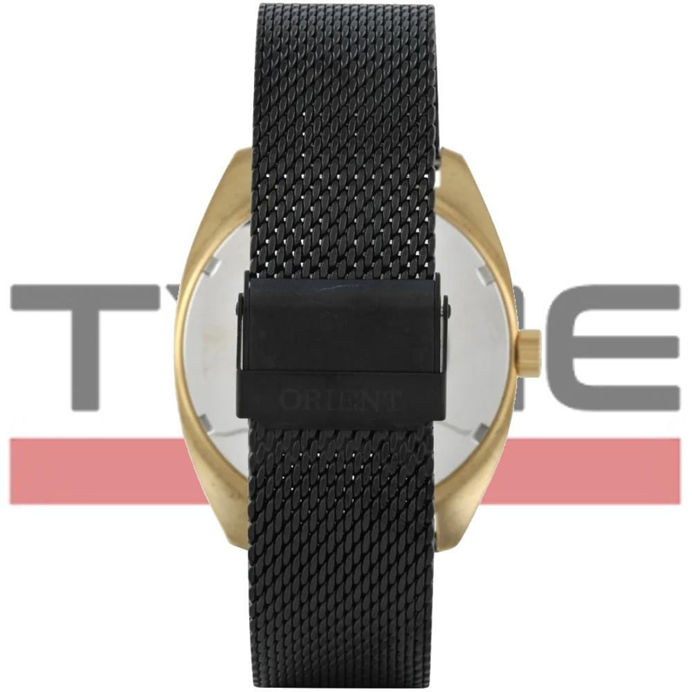 Relógio Orient Masculino Automático 3 Stars F49MM011 P1PX Dourado Preto