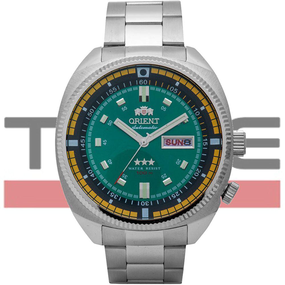 Relógio Orient Masculino Automático 3 Stars F49SS002 E1SX