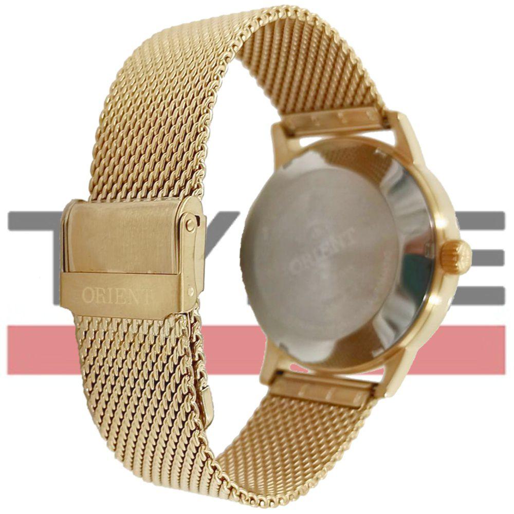 Relógio Orient Masculino Automático 469GP085 D1KX - Dourado
