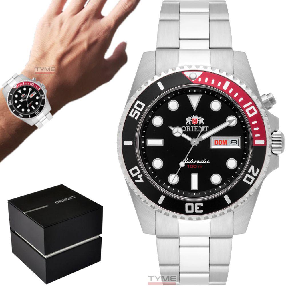 Relógio Orient Masculino Automático 469SS068 P1SX