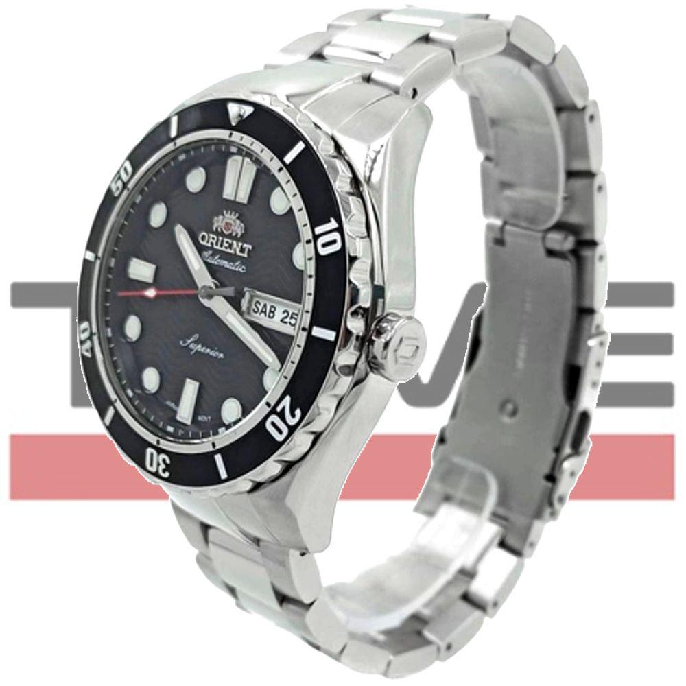 Relógio Orient Masculino Automático Superior F49SS003 P1SX