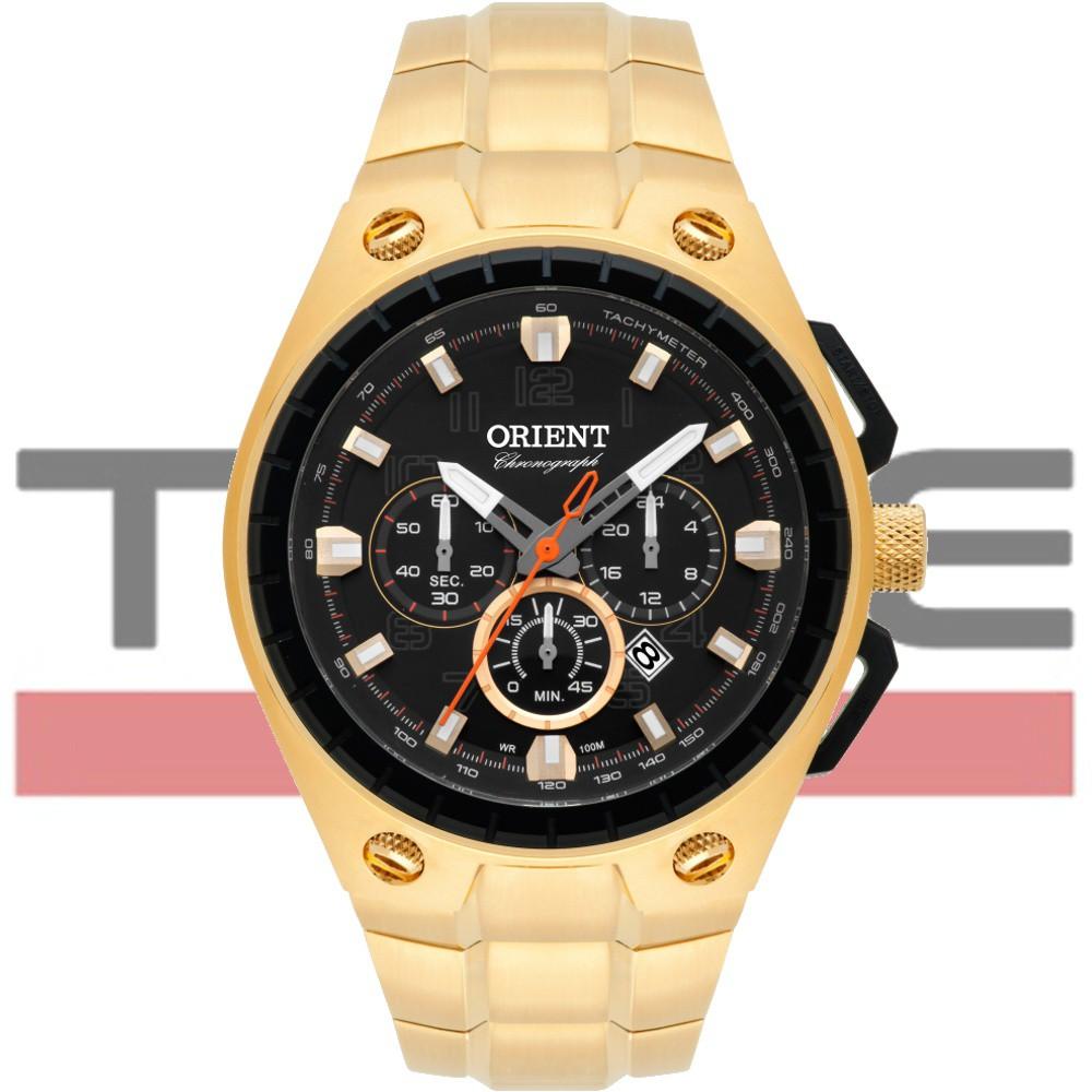 Relógio Orient Masculino Cronógrafo MGSSC019 P2KX