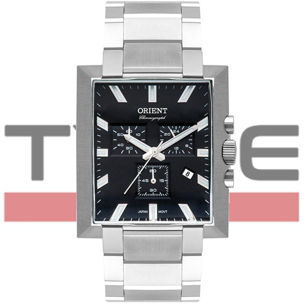 Relógio Orient Masculino Cronógrafo Unique GBSSC011 P1SX