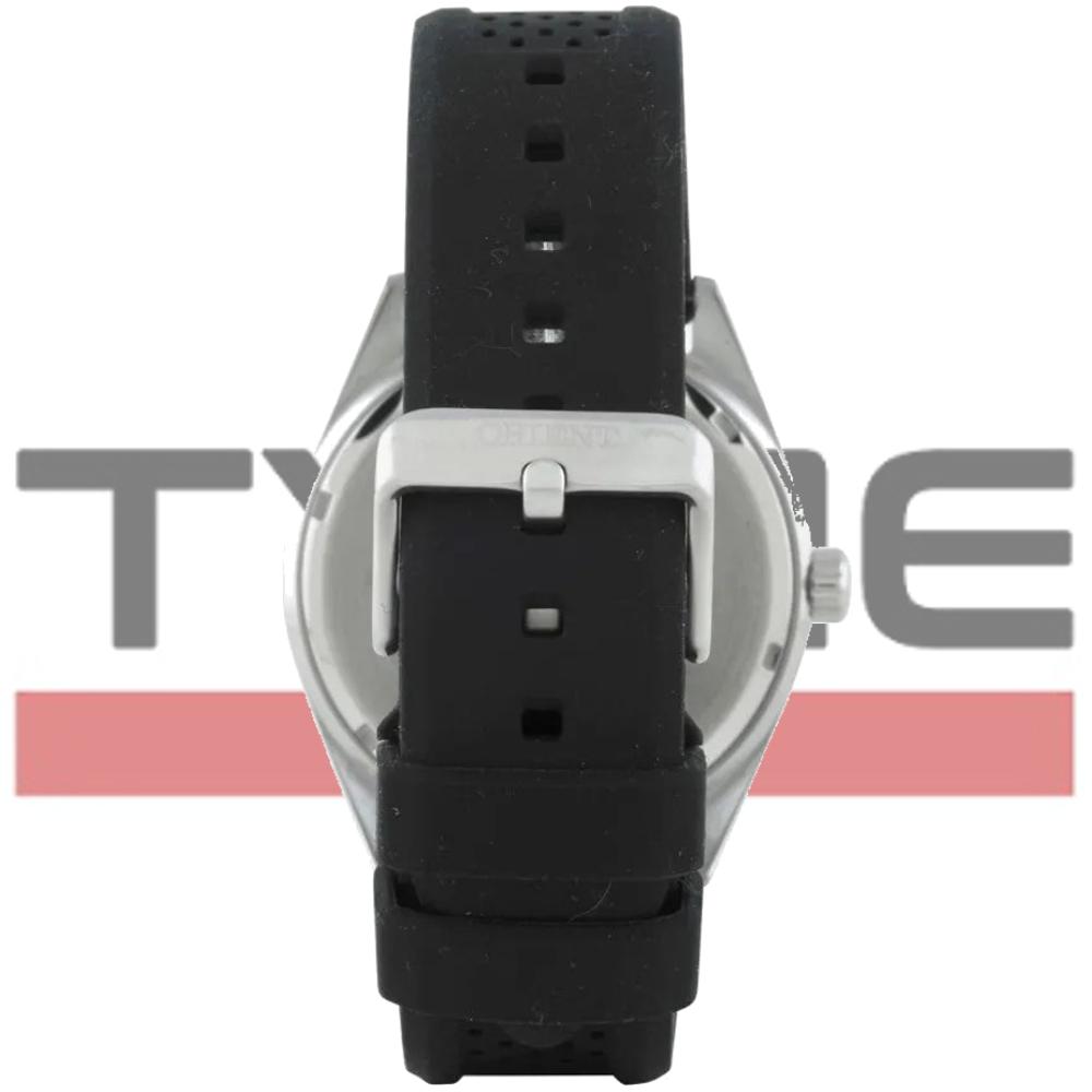 Relógio Orient Masculino MBSP1028 S2PX Analógo Silicone