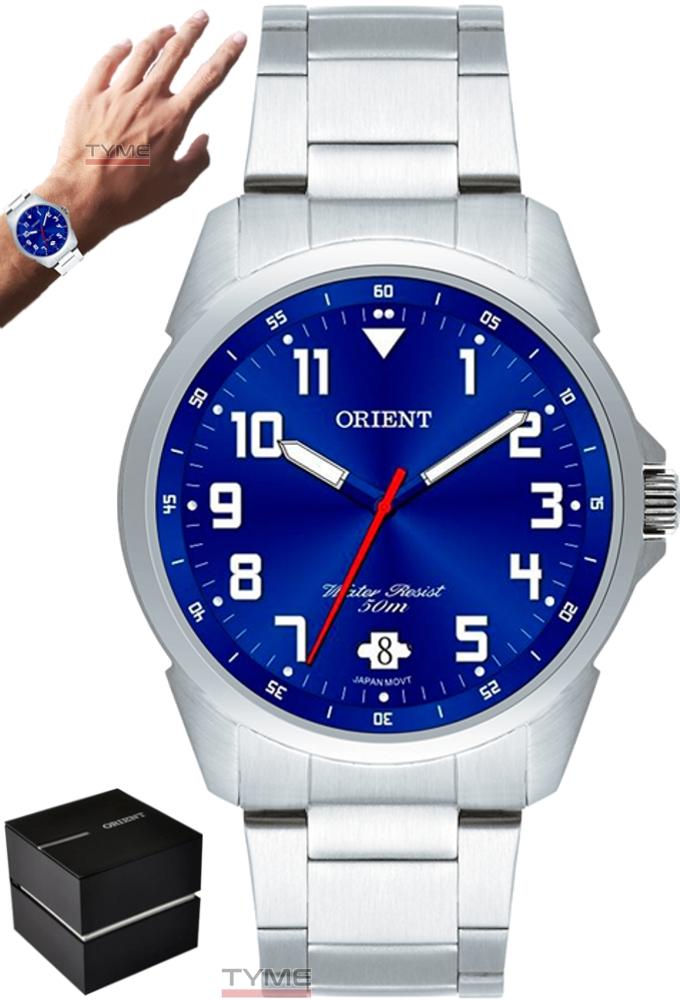 Relógio Orient Masculino MBSS1154A D2SX Analógico