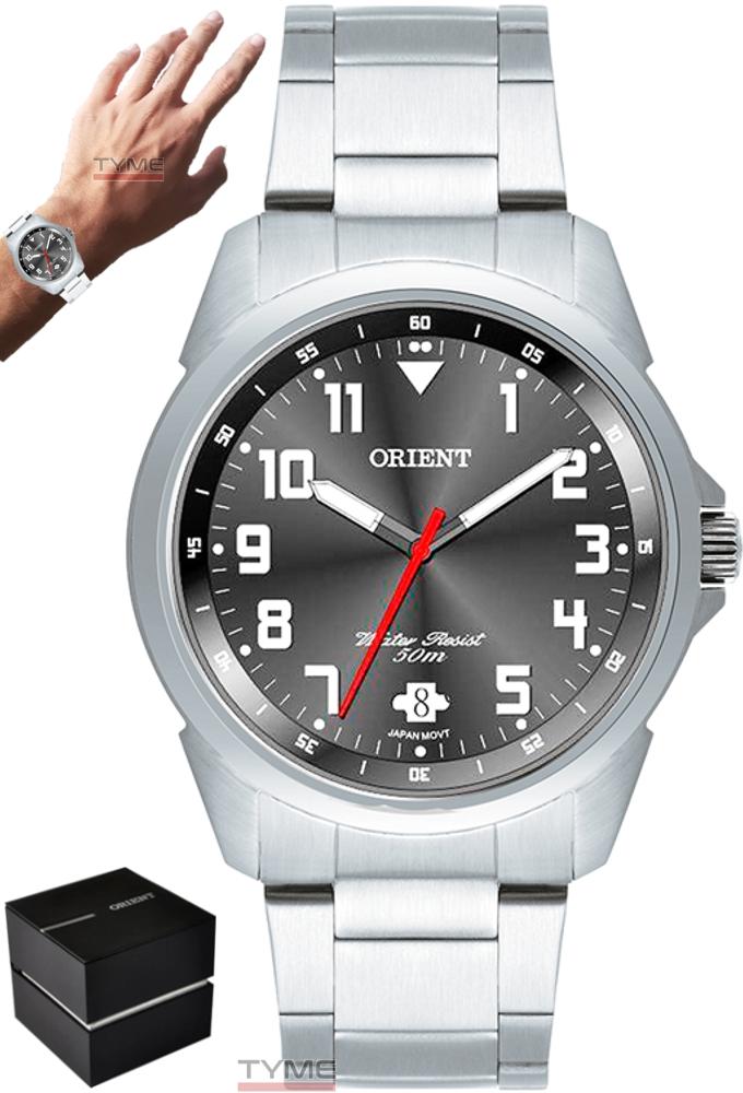 Relógio Orient Masculino MBSS1154A G2SX Analógico