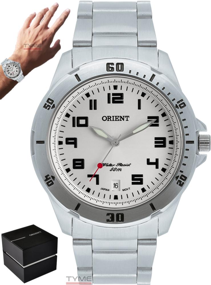 Relógio Orient Masculino MBSS1155A S2SX Analógico