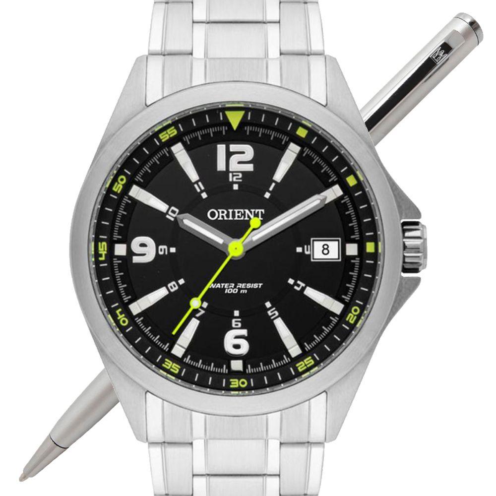 Relógio Orient Masculino MBSS1270 P2SX Analógico