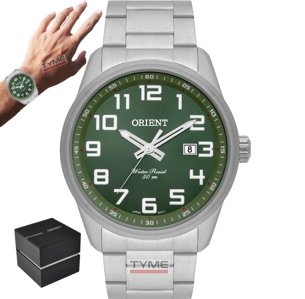 Relógio Orient Masculino MBSS1271 E2SX