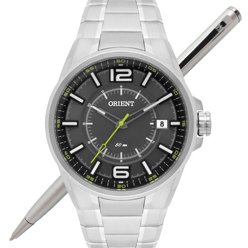 Relógio Orient Masculino MBSS1314 GFSX Analógico