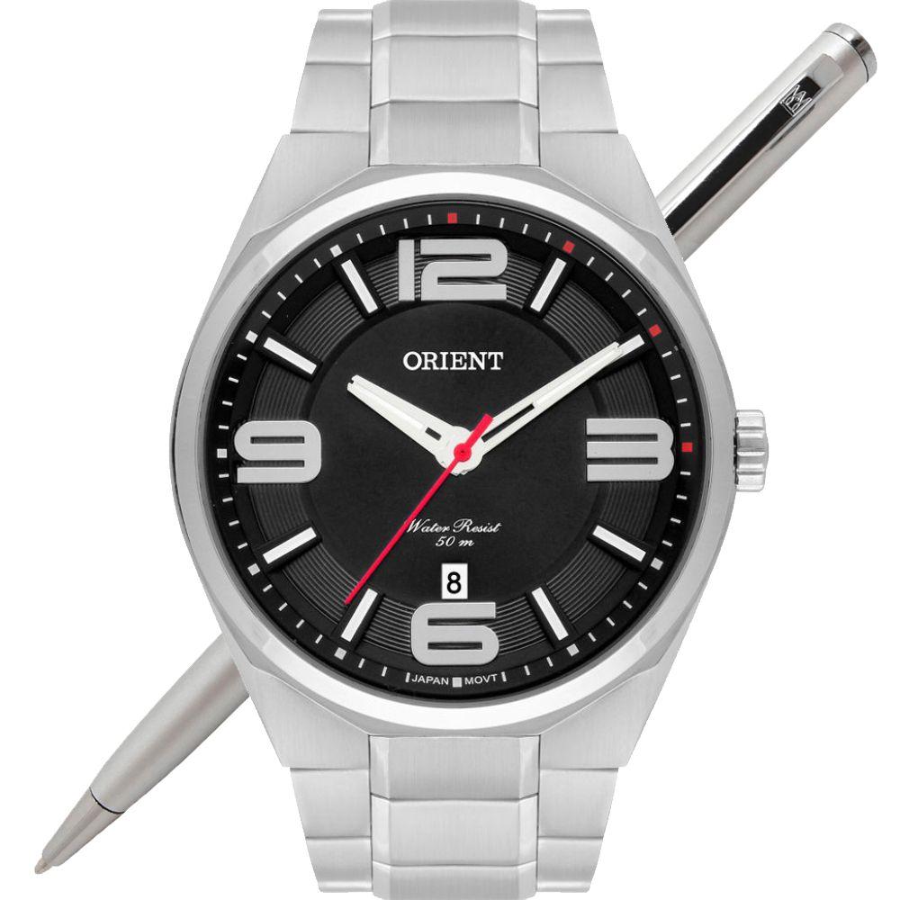 Relógio Orient Masculino MBSS1326 P2SX Analógico