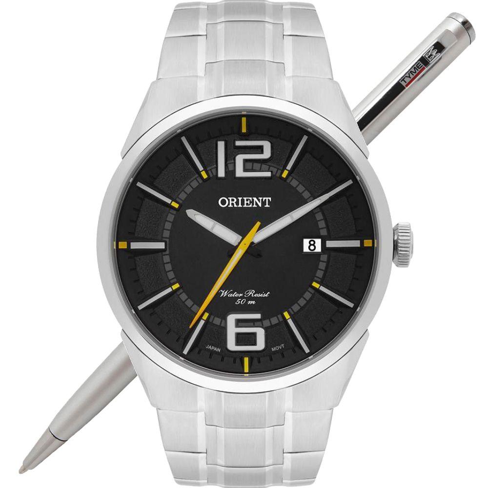Relógio Orient Masculino MBSS1327 P2SX Analógico