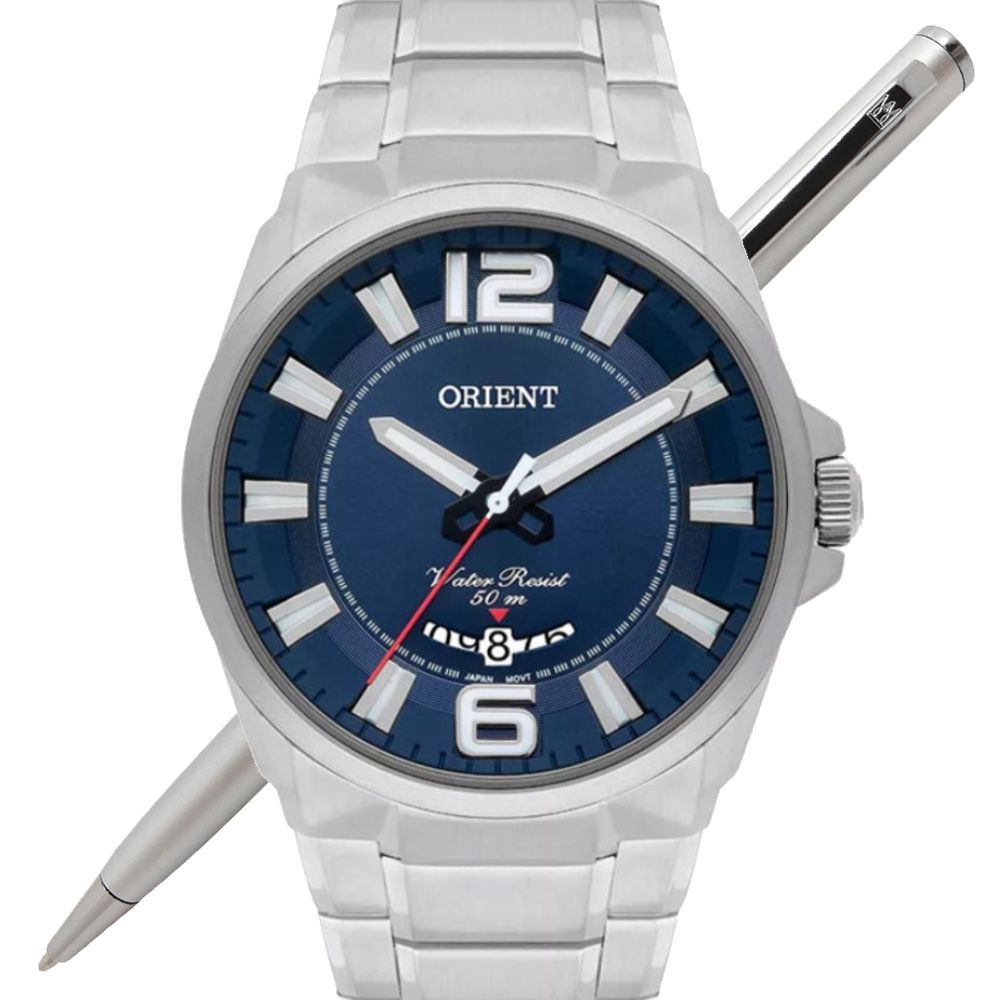 Relógio Orient Masculino MBSS1334 D2SX Analógico