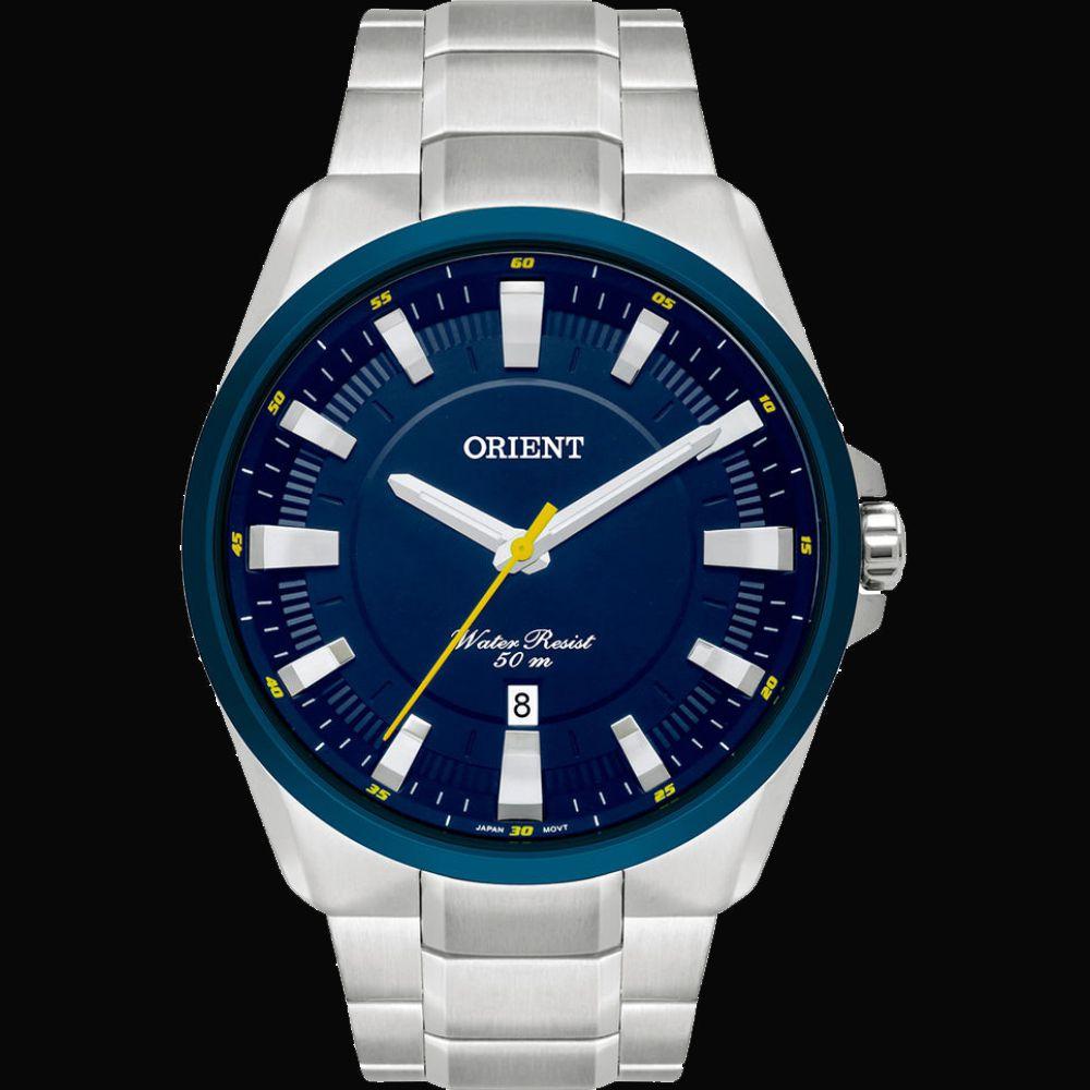 Relógio Orient Masculino MBSS1356 D1SX Analógico