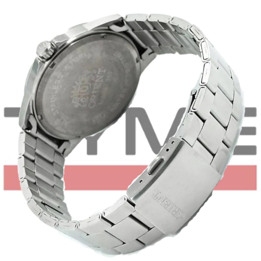 Relógio Orient Masculino MBSS1380 P2SX Analógico Prateado