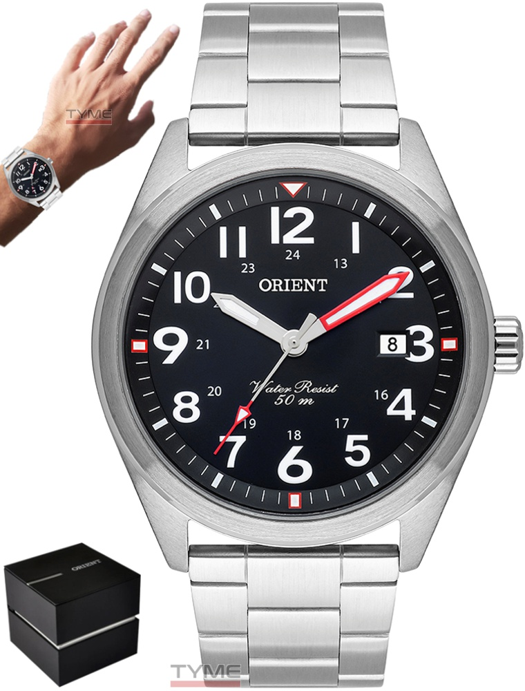 Relógio Orient Masculino MBSS1396 P2SX Analógico