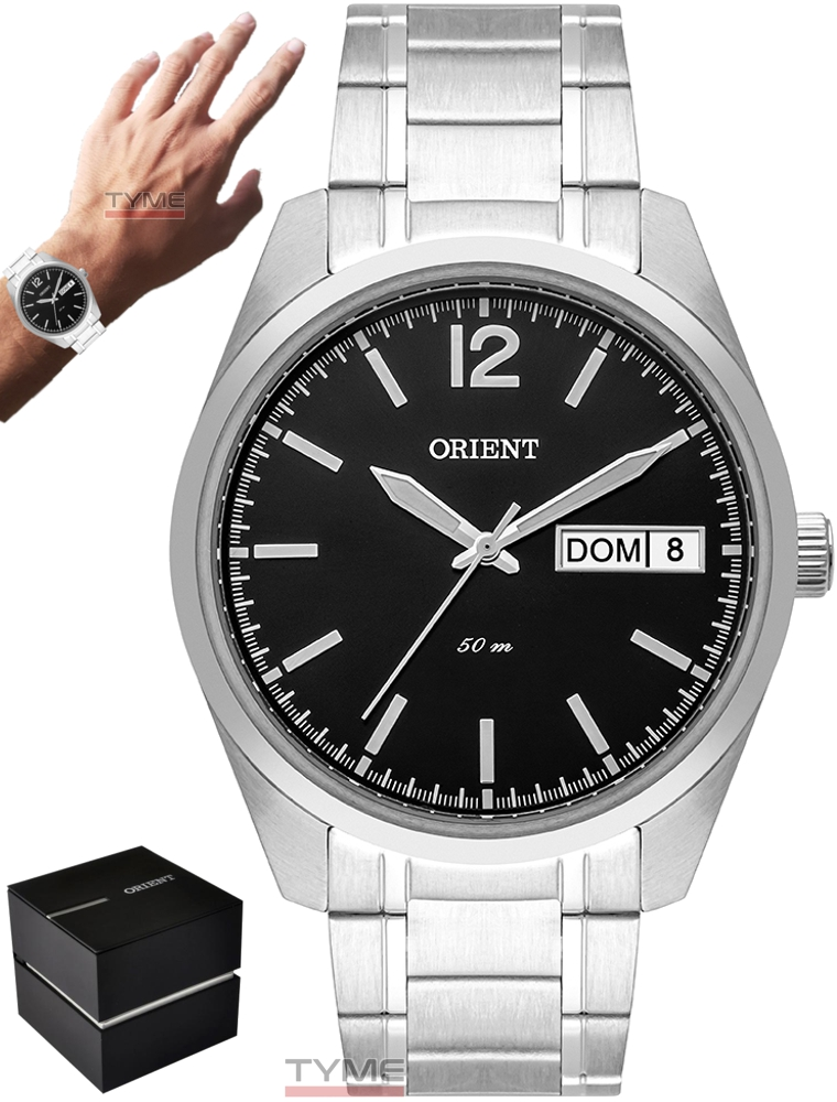 Relógio Orient Masculino MBSS2025 G2SX Analógico