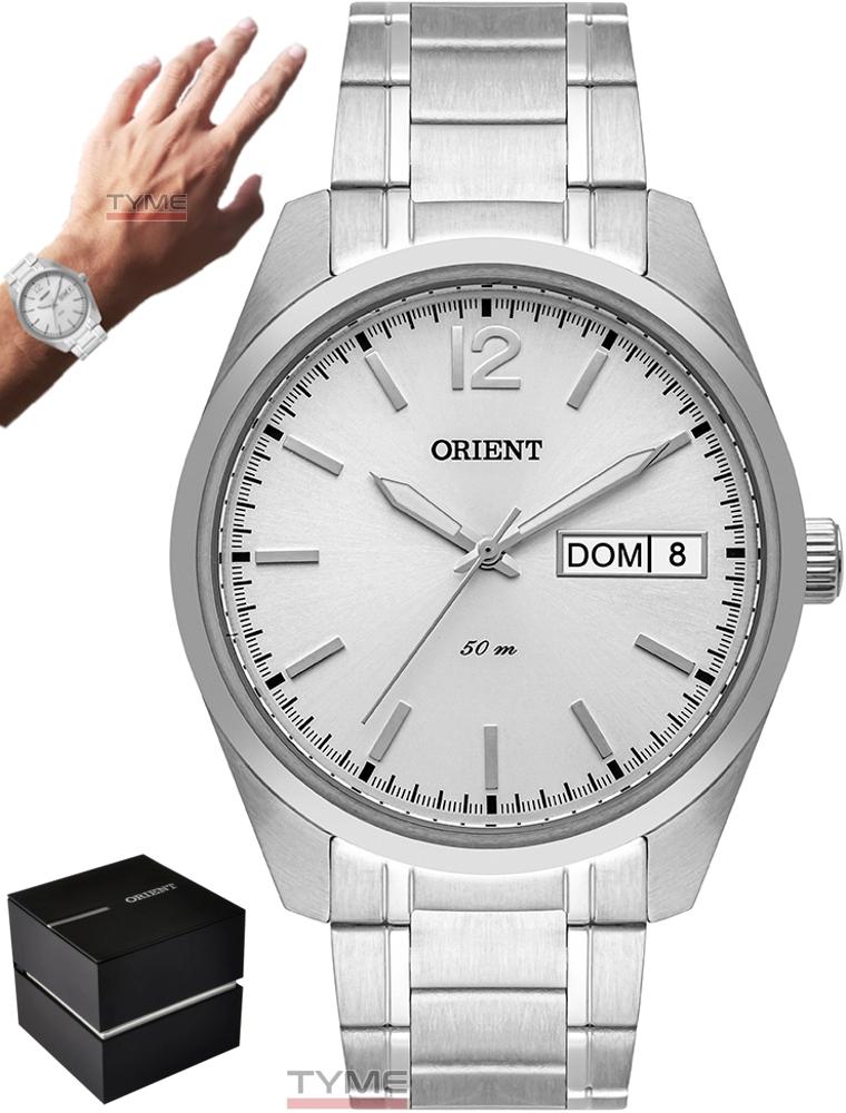 Relógio Orient Masculino MBSS2025 S2SX Analógico