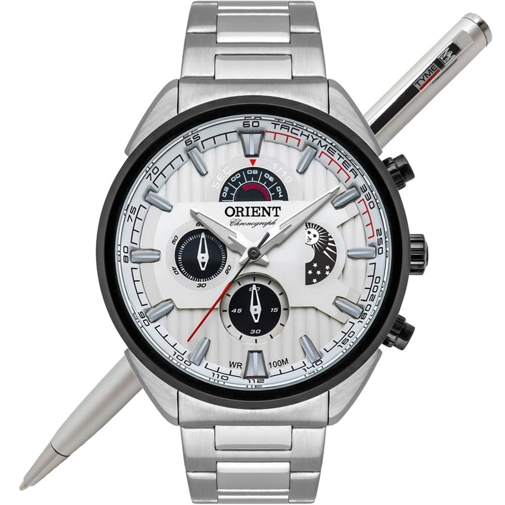 Relógio Orient Neo Sports Cronógrafo MBSSC202 S1SX