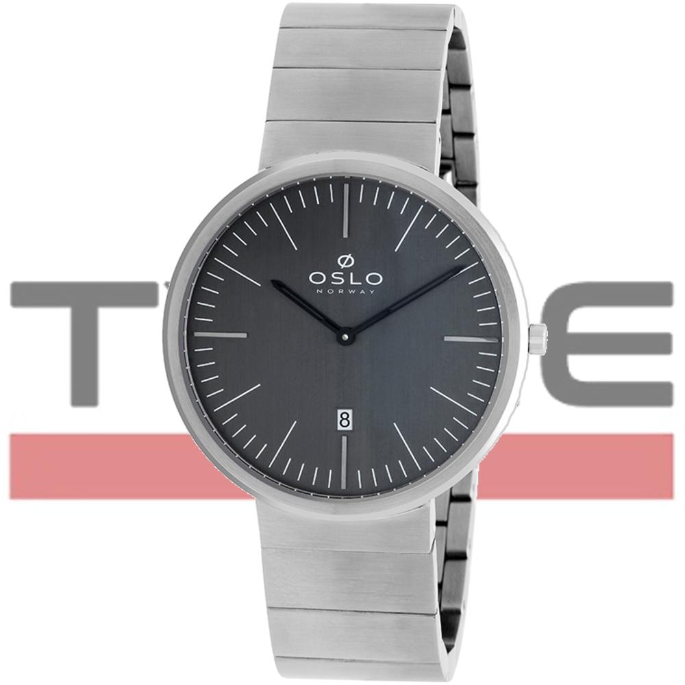 Relógio Oslo Masculino Slim Safira OMBSSS9U0007 G1SX